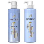 micellar PURE & CLEANSE SHAMPOO/TREATMENT / PANTENE