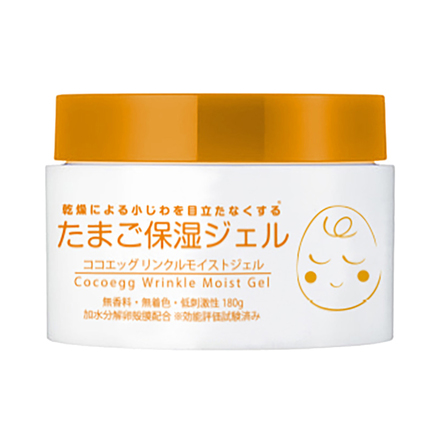 Wrinkle Moist Gel (Egg Moisturizing Gel) / Cocoegg