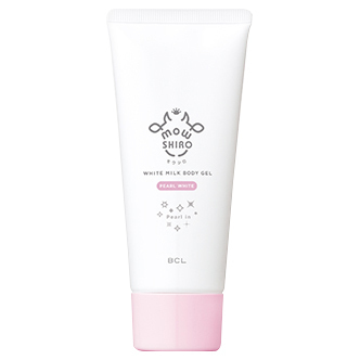 Tone Up Body Gel Pearl White