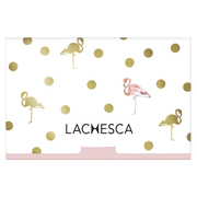 LACHESCA oil blotting paper gold