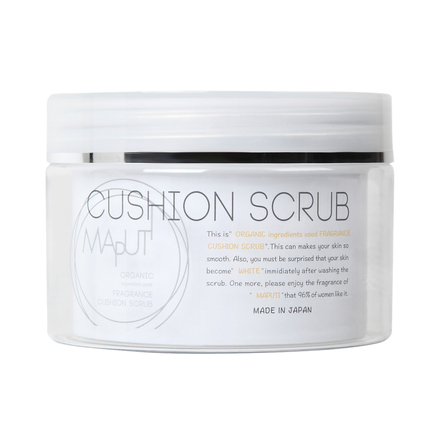 ORGANIC FRAGRANCE CUSHION SCRUB MAPUTI