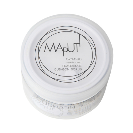ORGANIC FRAGRANCE CUSHION SCRUB MAPUTI / MAPUTI