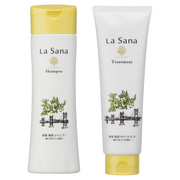 Seaweed Marine Clay Shampoo/Treatment <Setouchi Lemon Fragrance> / La Sana