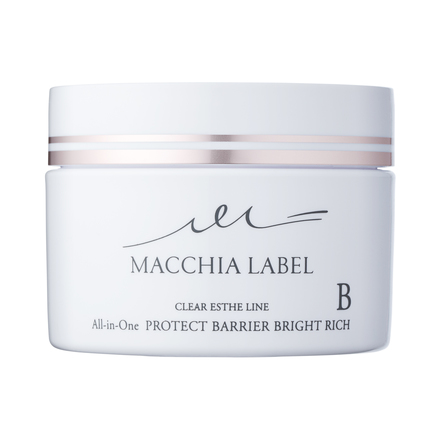 PROTECT BARRIER BRIGHT RICH / Macchia Label