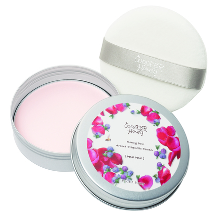 WONDER Honey Honey Dew Aroma Etiquette Powder Petal Petal / VECUA Honey