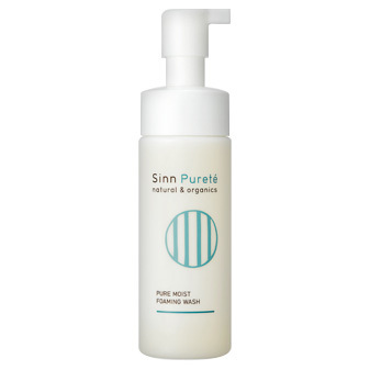 PURE MOIST FOAMING WASH / Sinn Purete'