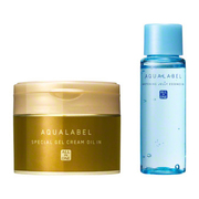 SPECIAL GEL CREAM (OIL IN) Set D / AQUA LABEL