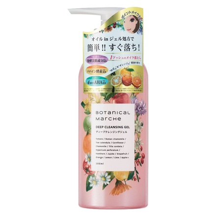 DEEP CLEANSING GEL / BOTaniCaL MarCHe