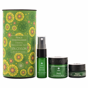 PEACE LEMONGRASS - Travel Recovery Set / SPA CEYLON