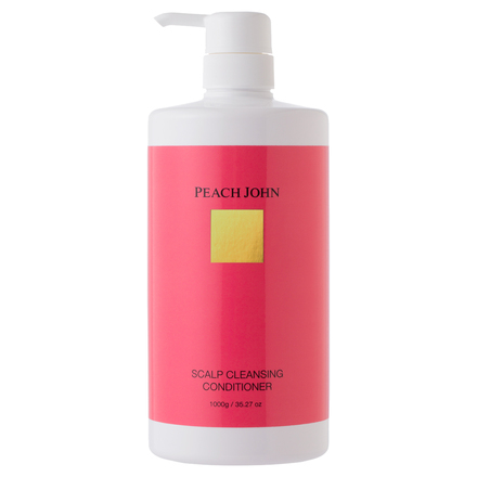 SCALP CLEANSING CONDITIONER / PEACH JOHN