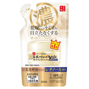 WRINKLE GEL CREAM N / NAMERAKAHONPO