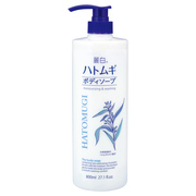 HATOMUGI The body soap / REIHAKU