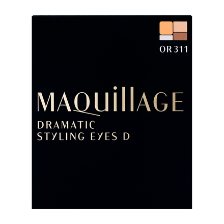 Dramatic Styling Eyes D / MAQuillAGE