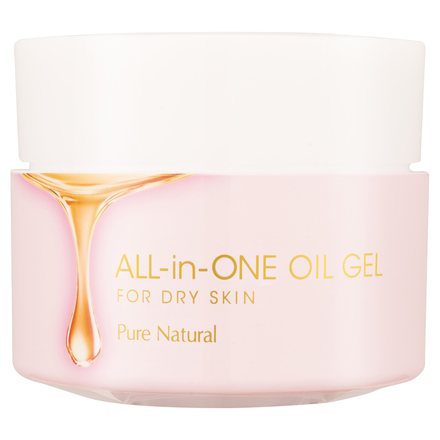 Pure Natural All-in-One Oil Gel / pdc