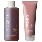 Non-Silicone Amino Acid Scalp Care Shampoo/Conditioner (rich & bloomin')  / mogans