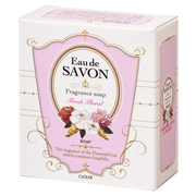 Eau de SAVON Fragrance Soap Fresh Floral / CLOVER Corporation
