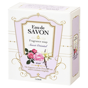 Eau de SAVON Fragrance Soap Sweet Oriental / CLOVER Corporation