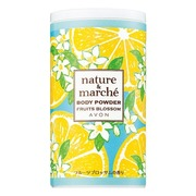 nature & marché Body Powder Fruits Blossom Fragrance