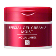 SPECIAL GEL CREAM A (MOIST) / AQUA LABEL