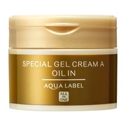 SPECIAL GEL CREAM A (OIL IN) / AQUA LABEL