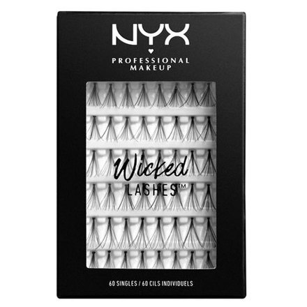 WICKED LASHES SINGLES / NYX Professional Makeup