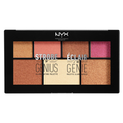 STROBE OF GENIUS ILLUMINATING PALETTE-WARM