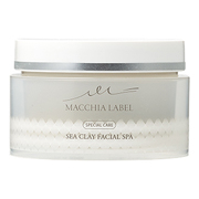 SEA CLAY FACIAL SPA b / Macchia Label