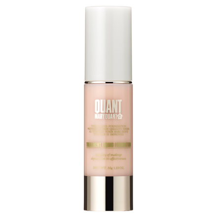 QUANT BY MARY QUANT TREATMENT LIQUID FOUNDATION / MARY QUANT | 瑪莉官