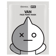 BT21 l MEDIHEAL VAN Face Mask Patch / MEDIHEAL
