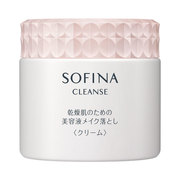Beauty Serum Infused Makeup Remover <Cream> / SOFINA