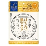 BIHADA-SYOKUNIN Honey Face Mask / CLEAR TURN