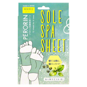 PERORIN SOLE SPA SHEET Eucalyptus Mint