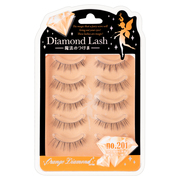 Orange Diamond Series / Diamond Lash