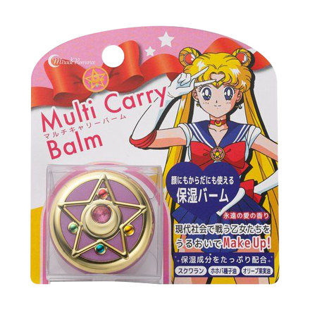Multi Carry Balm Crystal Star Compact / Miracle Romance