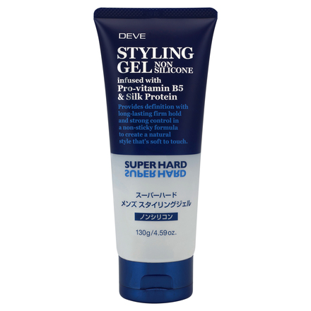 STYLING GEL NON SILICONE SUPER HARD / Deve