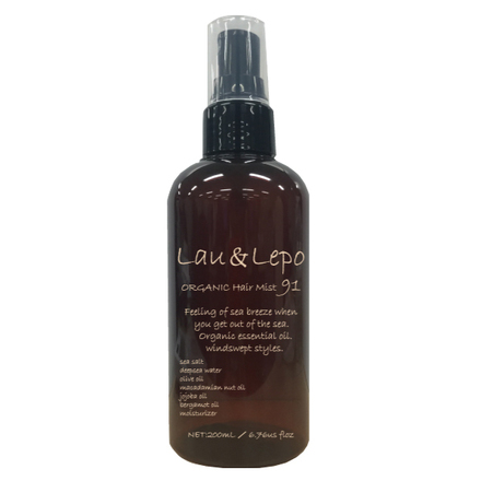 Sea Water Mist 91 Hair Styling Water / Lau&Lepo