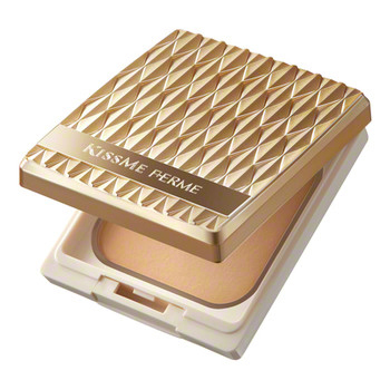 Moisture Glowing Skin Powder Foundation / Kiss Me FERME