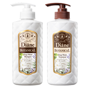 Diane BOTANICAL Deep Moist Shampoo/Treatment Honey Orange / Moist Diane