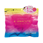 K・ANACUTE Facial Mask / JAPAN GALS