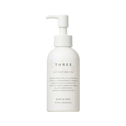 Baby & Kids Milky Emulsion / THREE