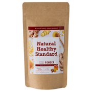 Mineral Honey Ginger / Natural Healthy Standard