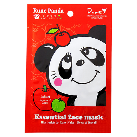Rune Face Mask (Supple) / JAPAN GALS