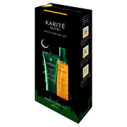KARITE NU NIGHT TIME SPA SET / RENE FURTERER