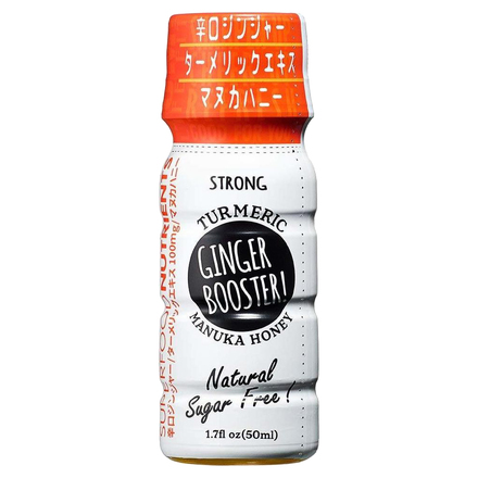 Ginger Booster Strong / SUPERFOOD LAB