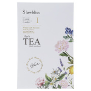 HerbTEAbathmed Whiteherbflowers Ⅰ / Slowbliss