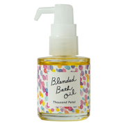 Blended Bath Oil Thousand Petals