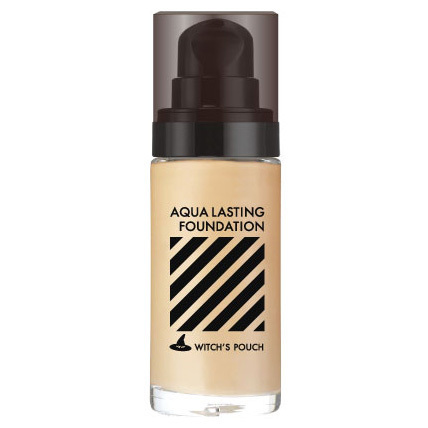Aqua Lasting Foundation / Witch's Pouch