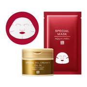 SPECIAL GEL CREAM A (OIL-IN) SET A / AQUA LABEL