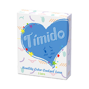 Timido Monthly Color Contact Lens