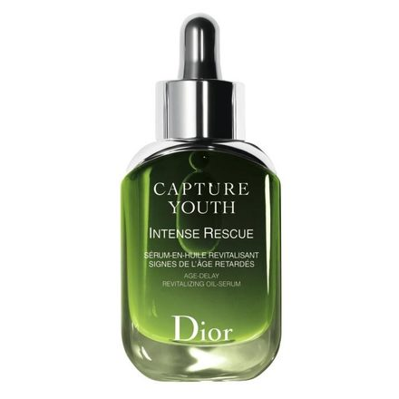CAPTURE YOUTH Intense Rescue Age-Delay Revitalizing Oil-Serum / DIOR